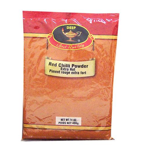 Deep Red Chilli Powder Extra Hot-14oz