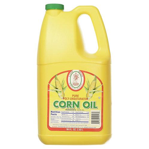 Laxmi Peanut Oil 96oz