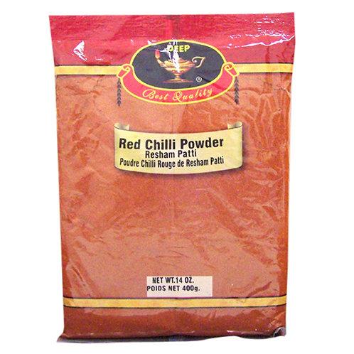 Deep Red Chilli Powder Resham Patti-400g