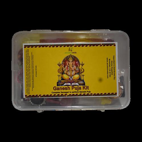 Ganesh Pooja Kit Box