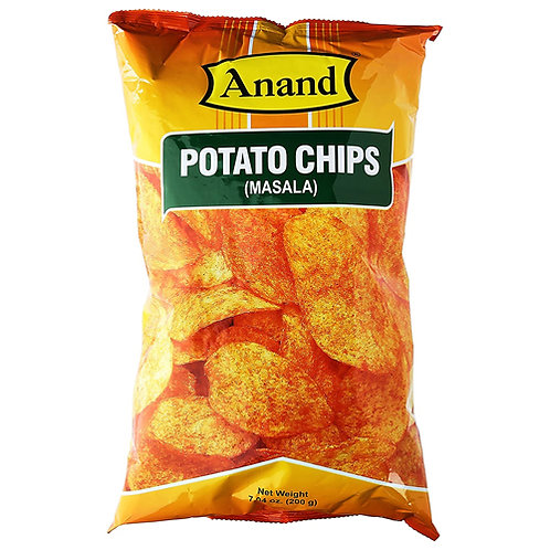 Anand Potato Chips Masala-200g