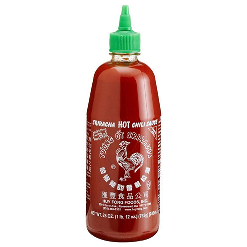 Sriracha Hot Chilli Sauce-28oz