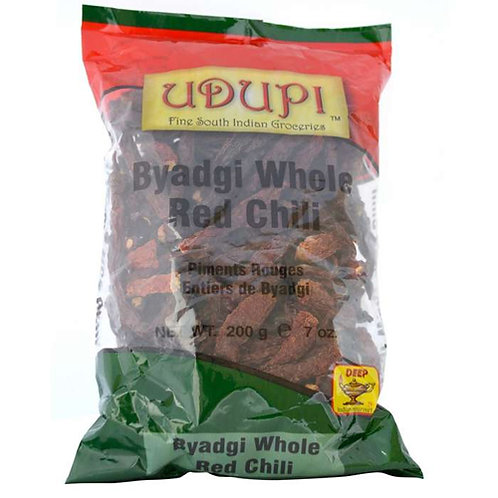 Udupi Byadgi Whole Red Chili-7oz