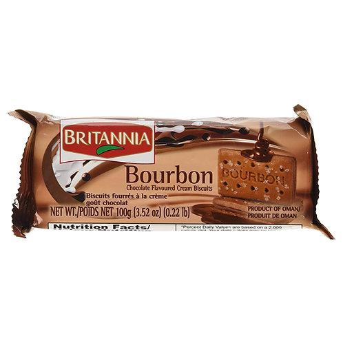 Britannia Bourbon Biscuit-100g