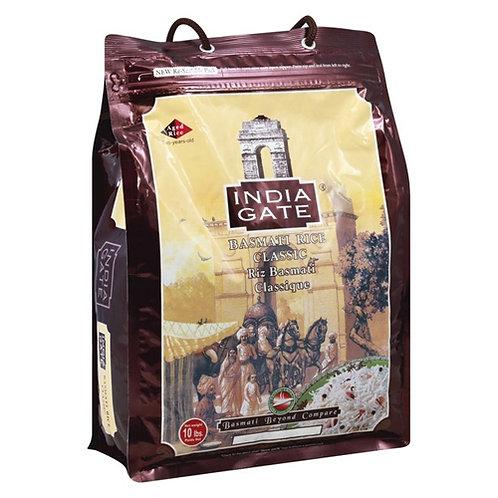 India Gate Classic Basmati Rice - 10lb