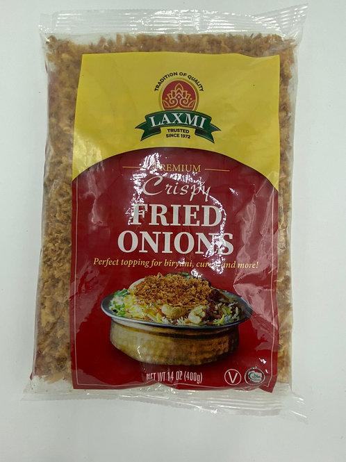 Laxmi Fried Onions - 400gm