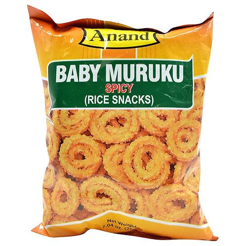 Anand Baby Muruku spicy-200gm