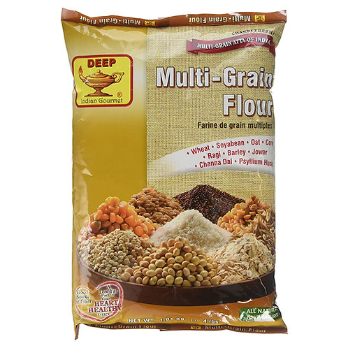 Deep Multigrain Flour - 4 lb