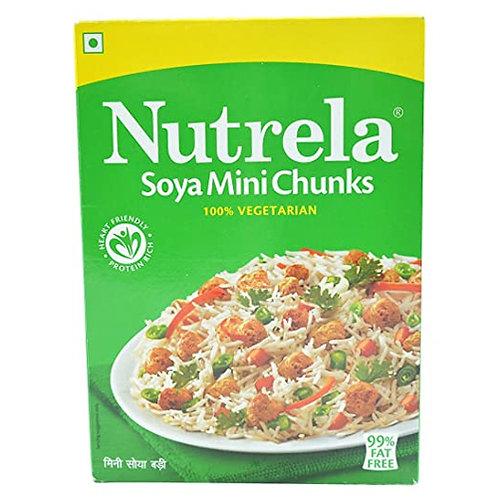 Nutrela Soya Mini Chunks-200g