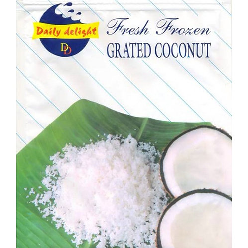 DD Grated Coconut-1lb