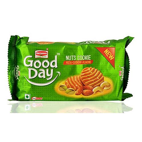 Britannia Good Day Pista Almond-253g