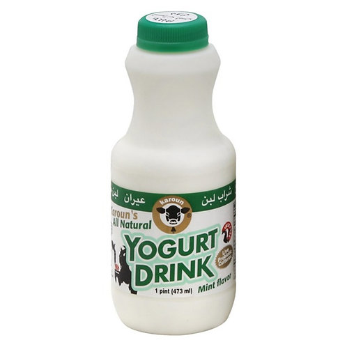 Karoun Yogurt Drink Mint-473ml