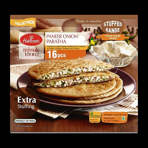 HR Paneer Onion Paratha - 1.6 kg