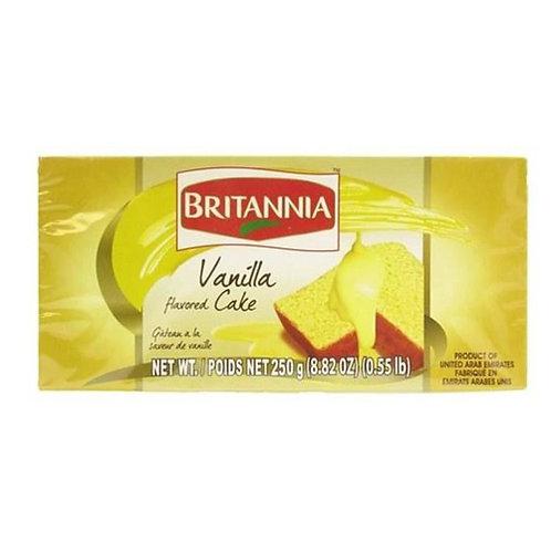 Britannia Vanilla Cake 250 gr