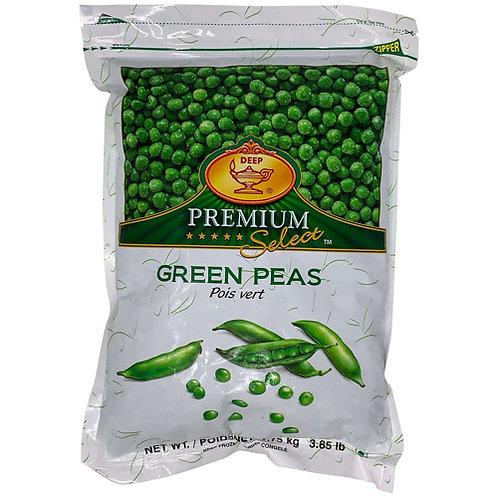 Deep IQF Green Peas - 3.85lb