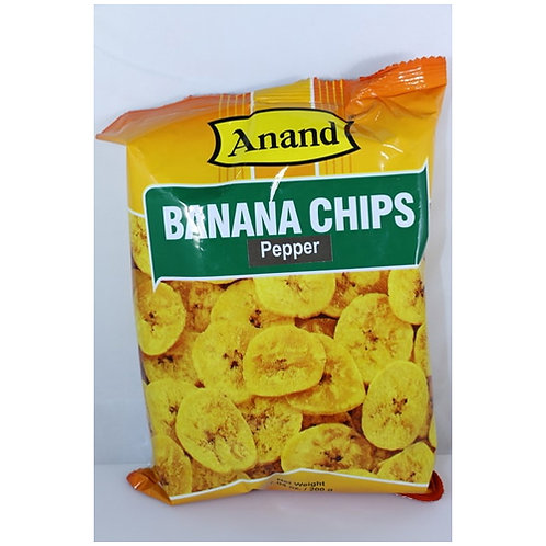 Anand Banana Chips Pepper-200g