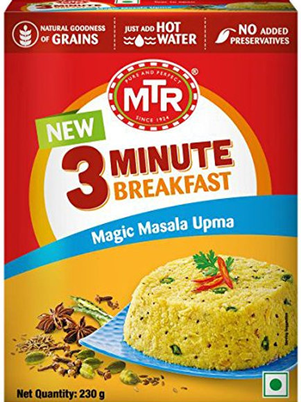 MTR Magic Masala Upma Mix - 230 gms