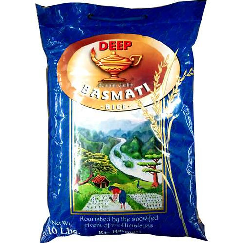 Deep Basmati Rice - 10lb