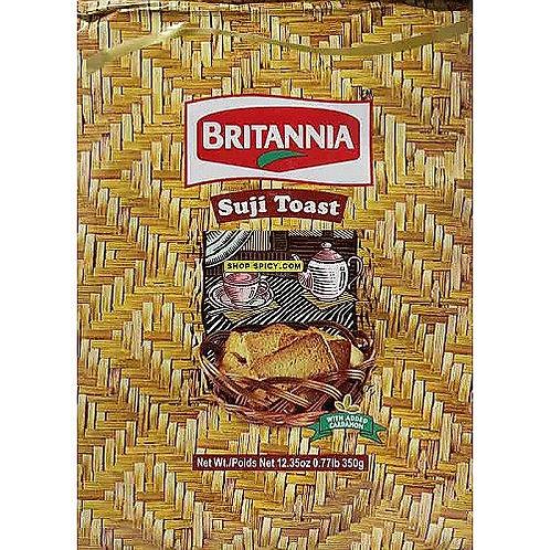 Britannia Suji Toast-Family size-605gms