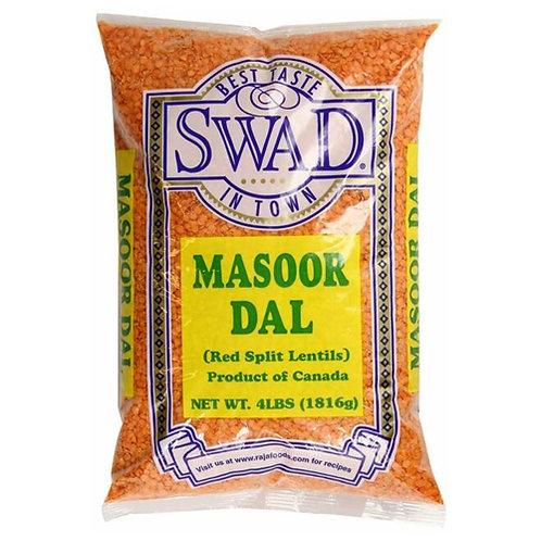 Swad Masoor Dal-4lb