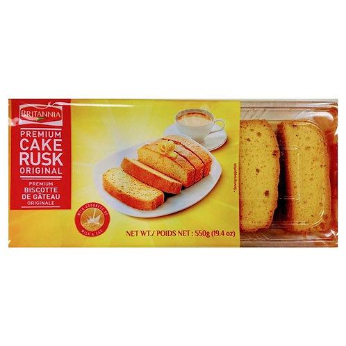 Britania cake rusk