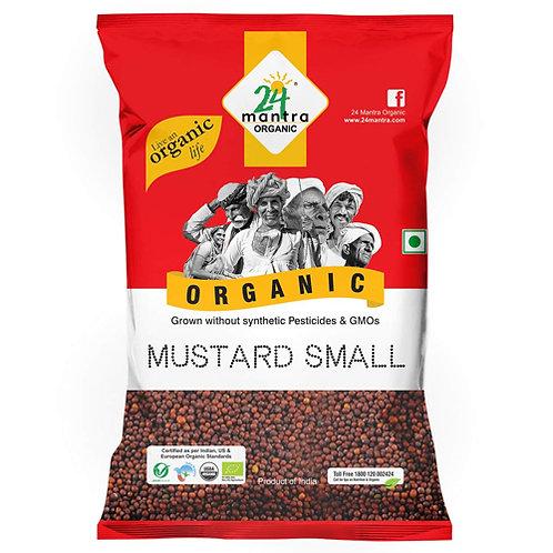 24M Org Mustard Seeds Regular 7oz
