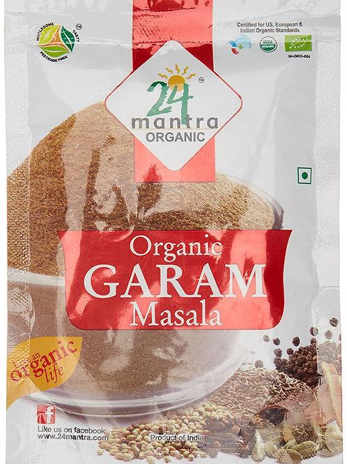 24M Org Garam Masala - 3.5oz