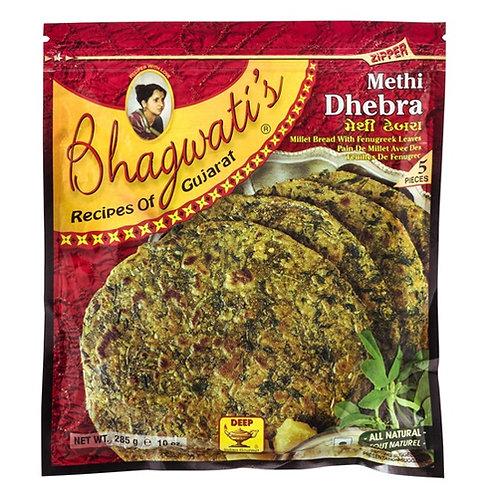 Bhagwati Frozen Methi Dhebra 10oz