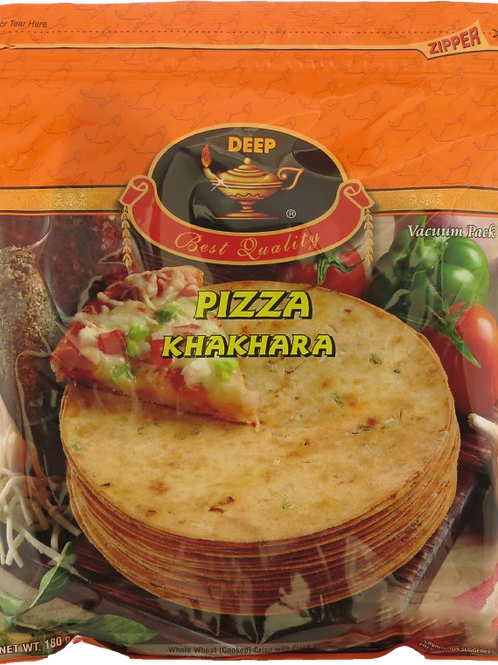 Deep Pizza Khakhara - 6.3oz/180g