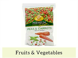 Indian Frozen Fruits & Vegetables