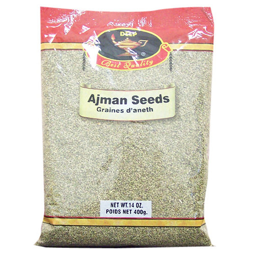 Deep Ajman Seeds-14oz/400g