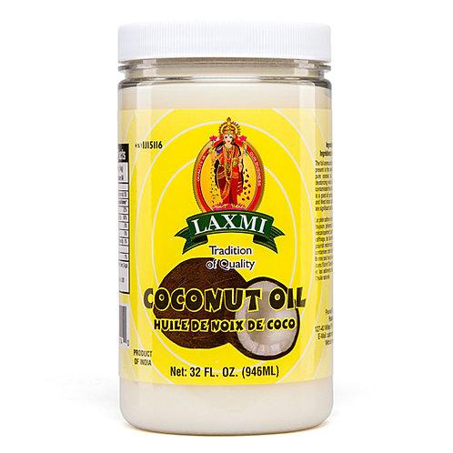 Laxmi Coconut Oil 32fl oz