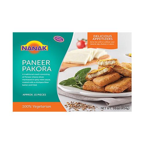Nanak Paneer Pakora-16oz/454g