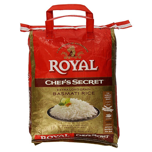 Royal Chef Secret XLONG Rice 10LB