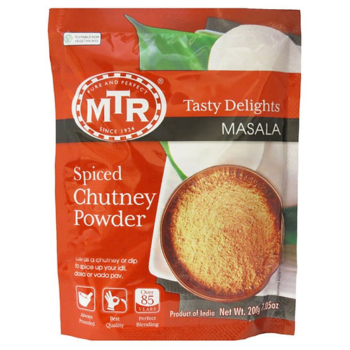 MTR Spiced Chutney Powder-200g