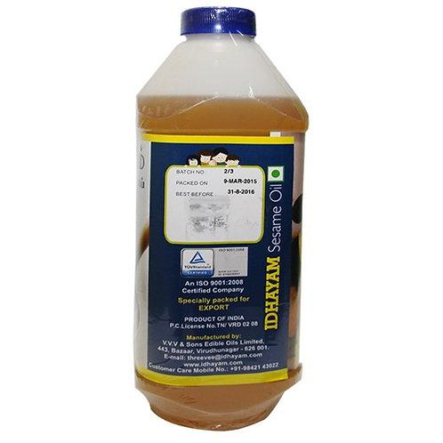 Idhayam Sesame Oil-1ltr