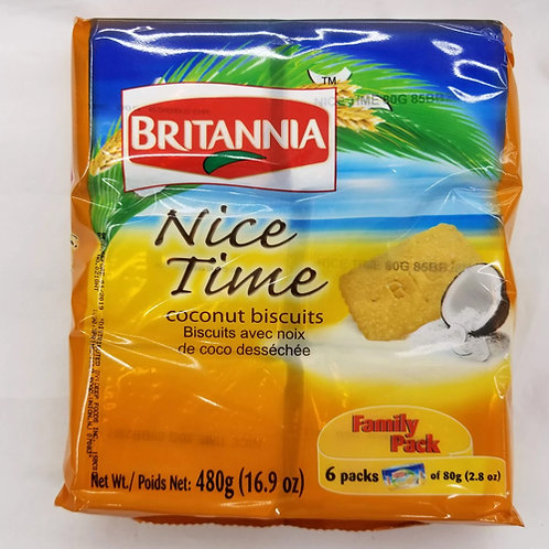 Britannia Nice Time Family Pack 480g