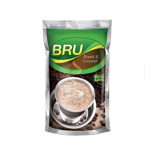 Bru Green Label Coffee-500g