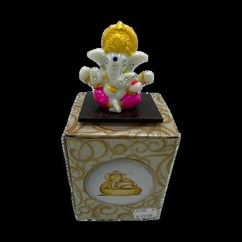 Lord Ganesh Idol - 3inch