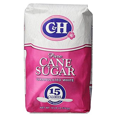 C&H Cane Sugar - 10lb