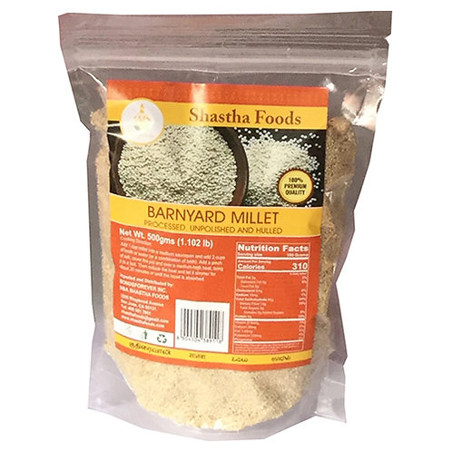 Shastha Barnyard Millet - 500gms