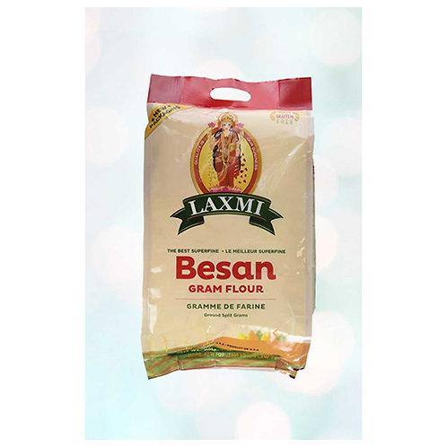 Laxmi Besan Flour - 4LB