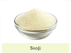 Indian Staples Sooji