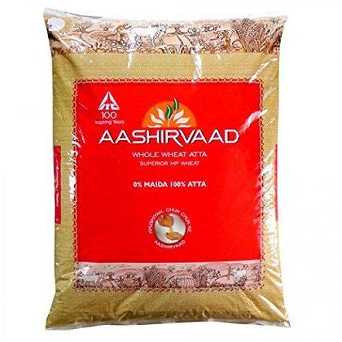 Aashirvaad Atta WW-20lb (10kg)