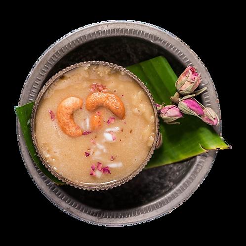 Chalimidi (Rice flour dumpling)