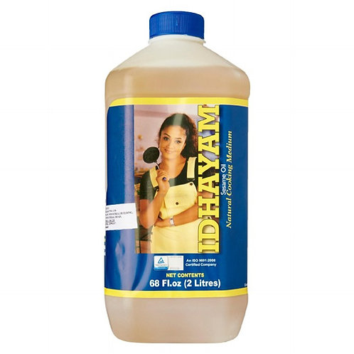 Idhayam Sesame Oil-2ltr