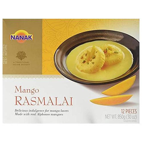 Nanak Mango Rasmalai 850gm