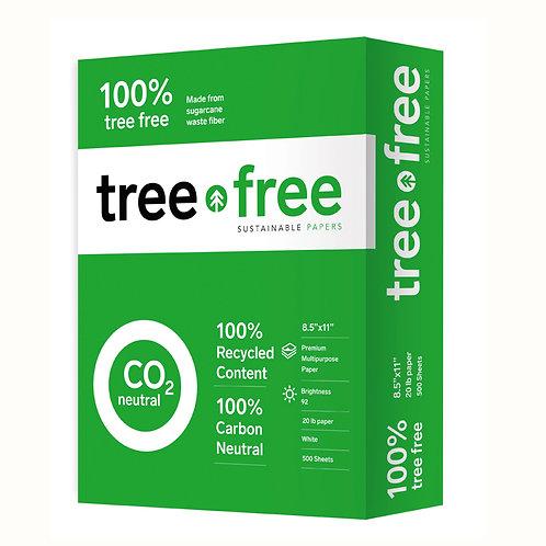 TreeFree Copy Paper / 500 Sheet/Ream