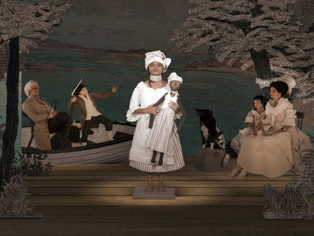 Mary Prince Day marked by revisiting Gardner's 'Black Mary' video installation