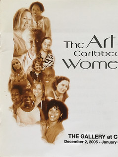 The Art of Caribbean Women Catalogue